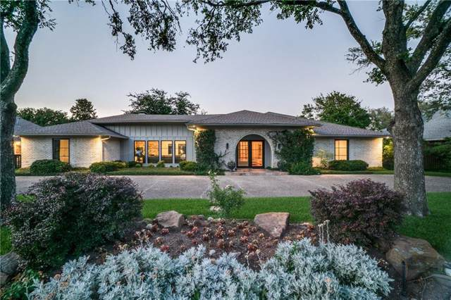 5738 Club Oaks Drive, Dallas, TX 75248 (MLS #14139723) :: RE/MAX Town & Country
