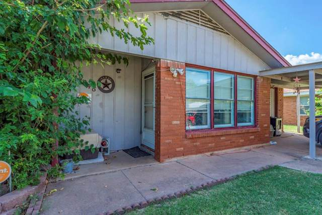 1248 Mimosa Drive, Abilene, TX 79603 (MLS #14139728) :: RE/MAX Pinnacle Group REALTORS