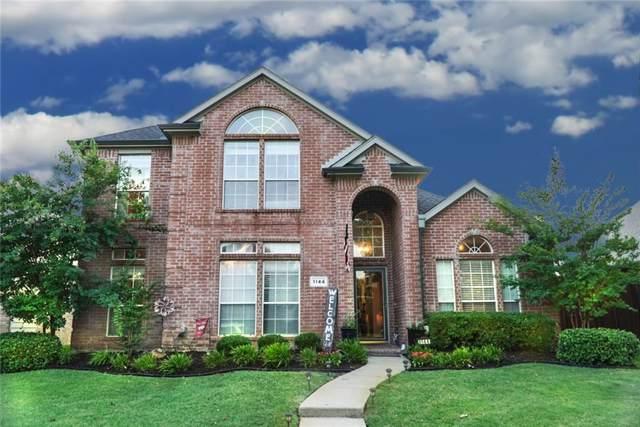 1144 Taylor Lane, Lewisville, TX 75077 (MLS #14139762) :: Lynn Wilson with Keller Williams DFW/Southlake