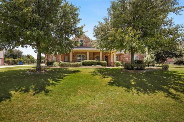 5806 Hathaway Drive, Parker, TX 75002 (MLS #14139763) :: Lynn Wilson with Keller Williams DFW/Southlake