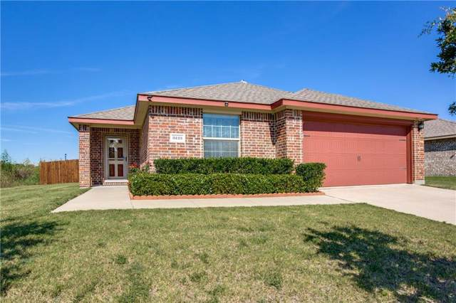 3125 Elam Drive, Anna, TX 75409 (MLS #14139766) :: Team Hodnett