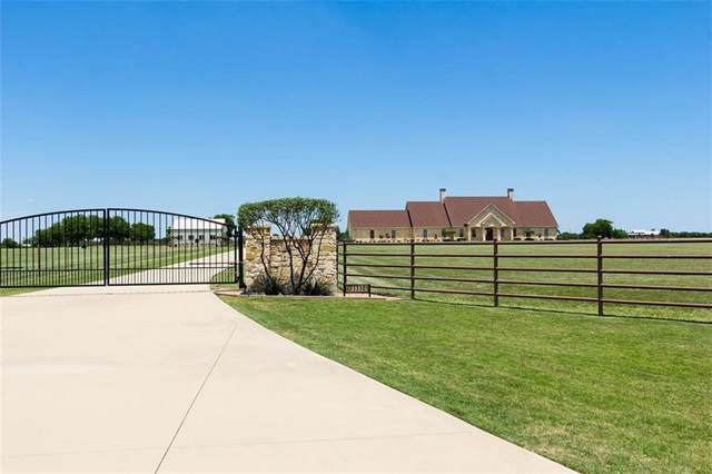 13101 Chisum Road, Sanger, TX 76266 (MLS #14139786) :: RE/MAX Town & Country