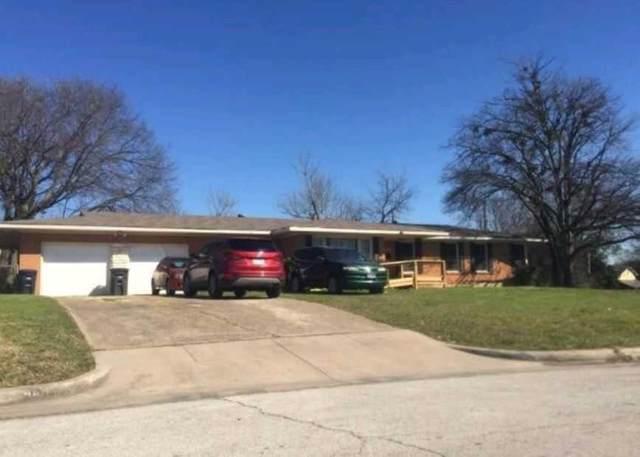 4217 Arden Place, Fort Worth, TX 76103 (MLS #14139792) :: Lynn Wilson with Keller Williams DFW/Southlake