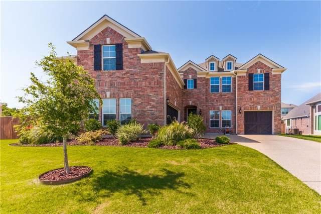 945 Herschell Street, Allen, TX 75013 (MLS #14139803) :: The Star Team | JP & Associates Realtors