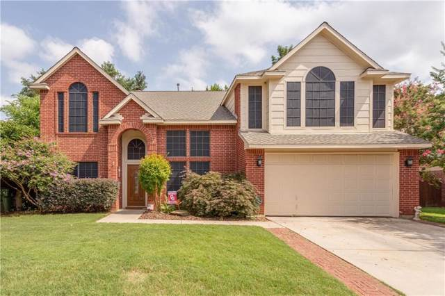 210 Carlsbad Drive, Mansfield, TX 76063 (MLS #14139819) :: Lynn Wilson with Keller Williams DFW/Southlake