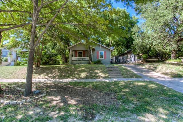 5332 Pershing Avenue, Fort Worth, TX 76107 (MLS #14139829) :: The Mitchell Group