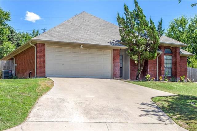 1447 Shadow Run, Weatherford, TX 76086 (MLS #14139836) :: RE/MAX Town & Country