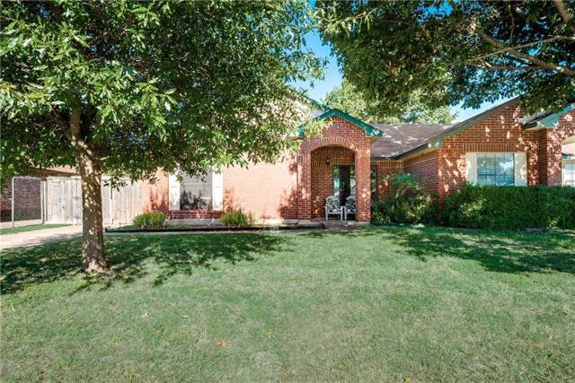 734 Lemons Street, Cedar Hill, TX 75104 (MLS #14139857) :: RE/MAX Town & Country