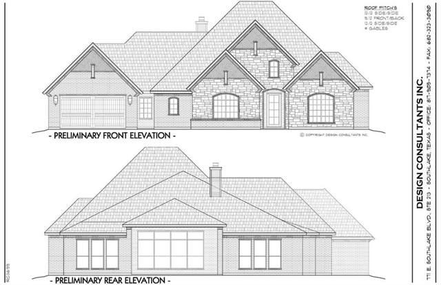 4304 Laura Lane, Flower Mound, TX 75022 (MLS #14139866) :: Team Hodnett