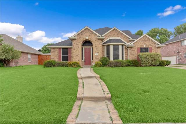 125 Meadow Creek Drive, Murphy, TX 75094 (MLS #14139886) :: Lynn Wilson with Keller Williams DFW/Southlake