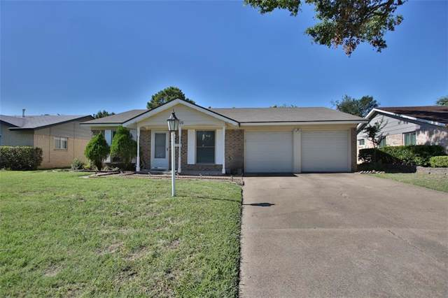 3806 Pendleton Court, Irving, TX 75062 (MLS #14139890) :: Team Hodnett