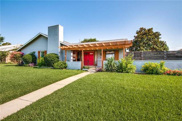 3813 Eugene Court S, Irving, TX 75062 (MLS #14139893) :: RE/MAX Town & Country