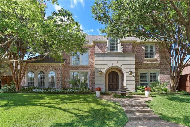 5320 Ambergate Lane, Dallas, TX 75287 (MLS #14139898) :: RE/MAX Town & Country