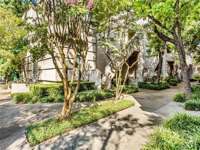 4040 Avondale Avenue #404, Dallas, TX 75219 (MLS #14139912) :: Lynn Wilson with Keller Williams DFW/Southlake