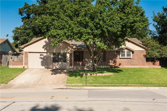 3101 Murphy Drive, Bedford, TX 76021 (MLS #14139913) :: Vibrant Real Estate