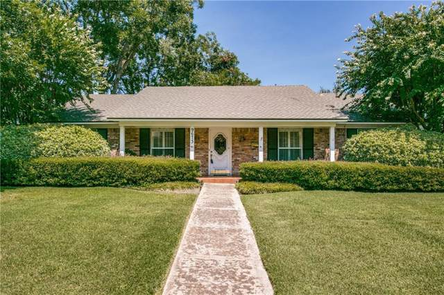 9673 Crestedge Drive, Dallas, TX 75238 (MLS #14139914) :: The Hornburg Real Estate Group