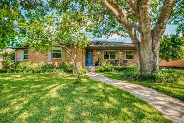 8446 Sweetwood Drive, Dallas, TX 75228 (MLS #14139920) :: All Cities Realty