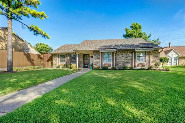 1509 Ector Circle, Mesquite, TX 75150 (MLS #14139934) :: Lynn Wilson with Keller Williams DFW/Southlake