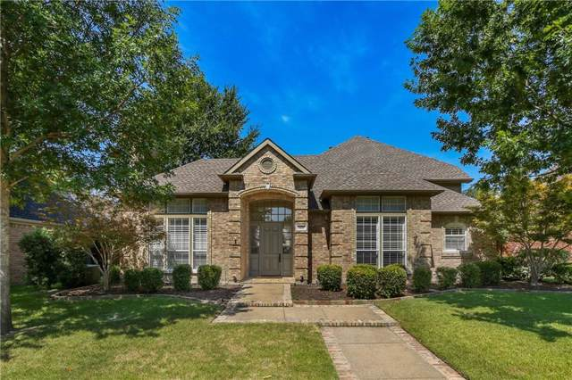 1637 Glen Springs Drive, Plano, TX 75093 (MLS #14139943) :: RE/MAX Town & Country