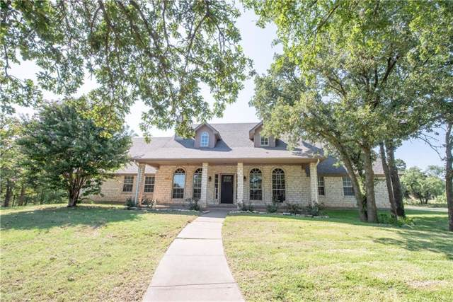 617 Young Bend Road, Brock, TX 76087 (MLS #14139947) :: RE/MAX Town & Country