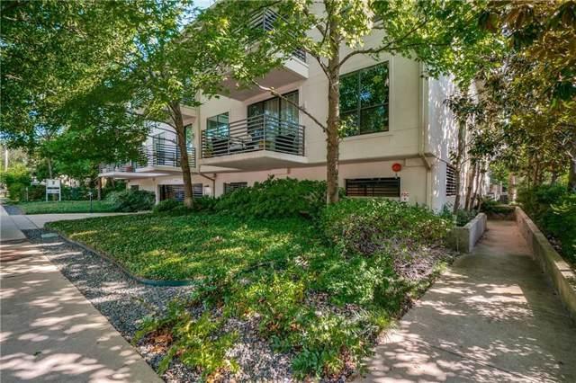 4111 Gilbert Avenue #214, Dallas, TX 75219 (MLS #14139948) :: Kimberly Davis & Associates