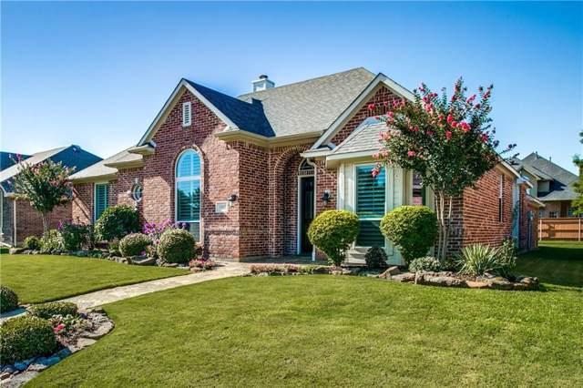 1507 Falls Road, Coppell, TX 75019 (MLS #14139953) :: Baldree Home Team