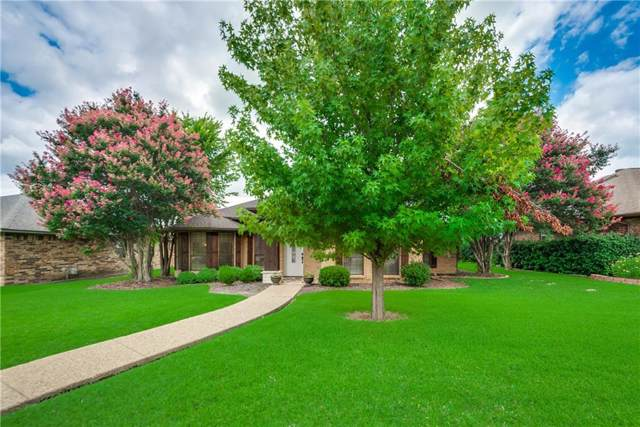 606 Stoneybrook Drive, Wylie, TX 75098 (MLS #14139958) :: RE/MAX Town & Country