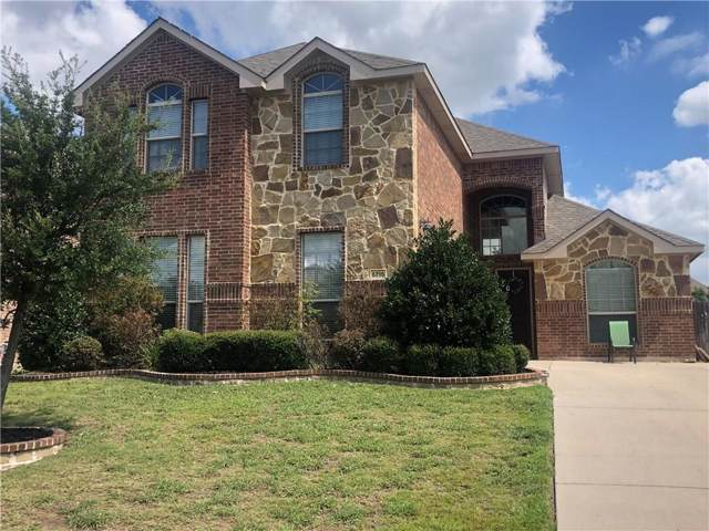 5715 Chateau Drive, Sachse, TX 75048 (MLS #14139959) :: RE/MAX Town & Country