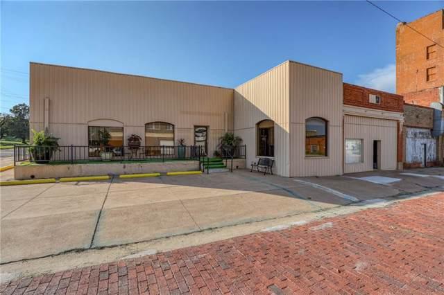 116 W 6th Street W, Cisco, TX 76437 (MLS #14139961) :: The Chad Smith Team