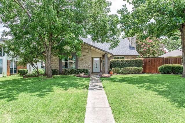 814 Mockingbird Circle, Lewisville, TX 75067 (MLS #14139966) :: RE/MAX Town & Country