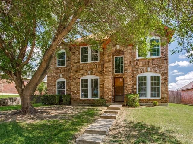2745 Windswept Lane, Mesquite, TX 75181 (MLS #14139969) :: Lynn Wilson with Keller Williams DFW/Southlake