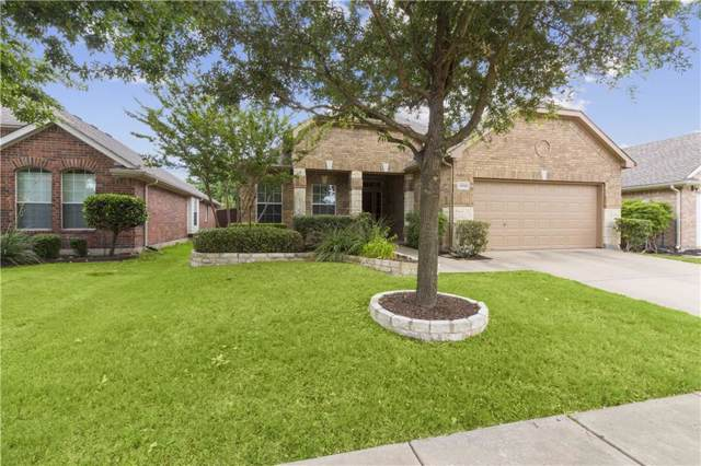 10710 J A Forster Drive, Rowlett, TX 75089 (MLS #14139972) :: The Real Estate Station