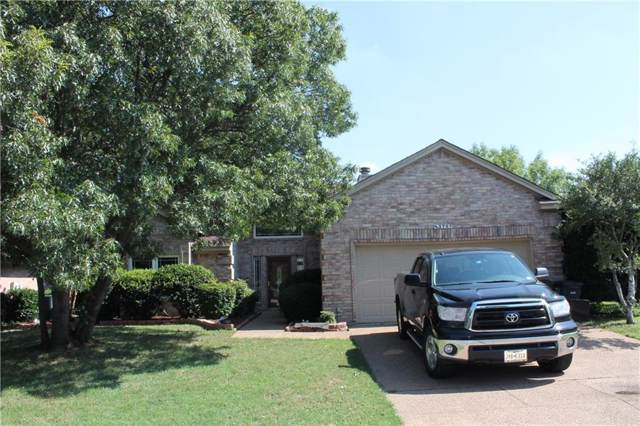 3757 Clear Brook Circle, Fort Worth, TX 76123 (MLS #14139980) :: RE/MAX Town & Country