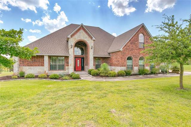 389 Scenic View Drive, Aledo, TX 76008 (MLS #14139989) :: Lynn Wilson with Keller Williams DFW/Southlake