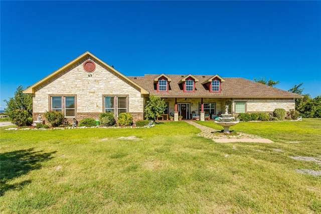 330 Country Place Road, Weatherford, TX 76087 (MLS #14139993) :: The Heyl Group at Keller Williams