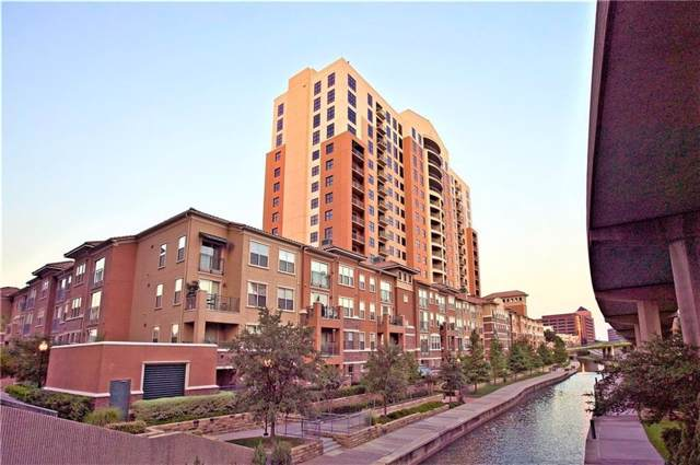 330 Las Colinas Boulevard E #422, Irving, TX 75039 (MLS #14139994) :: Van Poole Properties Group