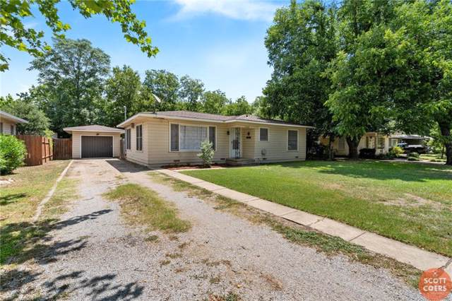 2212 Berkley Street, Brownwood, TX 76801 (MLS #14139995) :: Lynn Wilson with Keller Williams DFW/Southlake