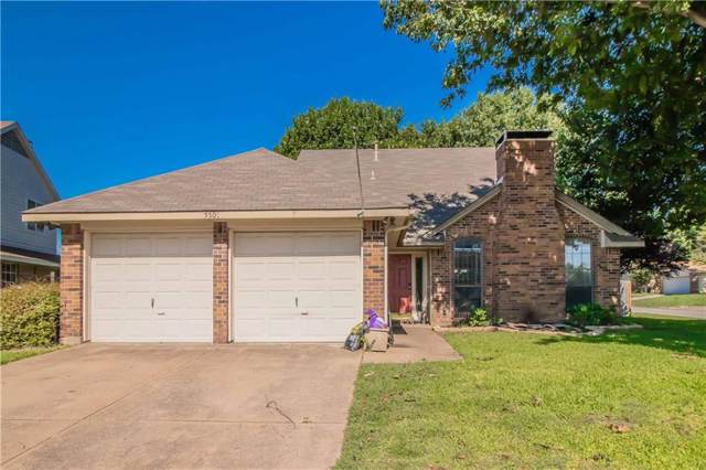 5501 Maurie Drive, Haltom City, TX 76148 (MLS #14140003) :: RE/MAX Town & Country