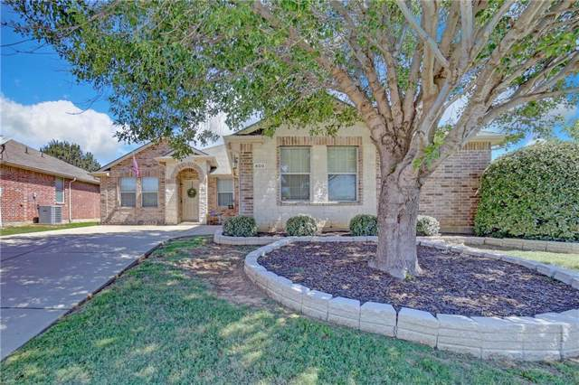400 Shady Shore Lane, Crowley, TX 76036 (MLS #14140019) :: RE/MAX Town & Country
