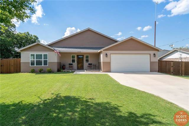 1308 Virginia Ave., Early, TX 76802 (MLS #14140042) :: Vibrant Real Estate
