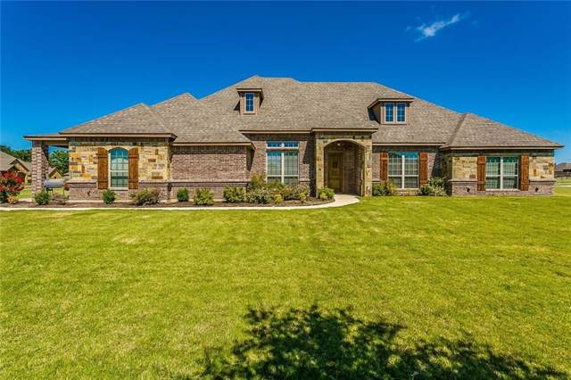 120 Eagle Moor Lane, Brock, TX 76087 (MLS #14140047) :: The Heyl Group at Keller Williams
