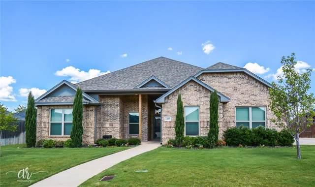 6425 Milestone Drive, Abilene, TX 79606 (MLS #14140056) :: Ann Carr Real Estate