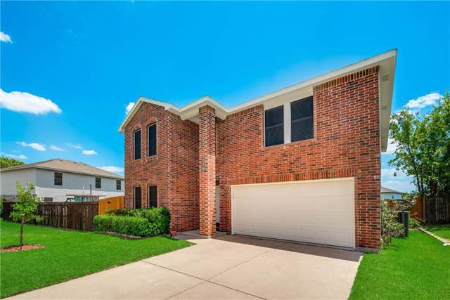 5309 Driftway Drive, Fort Worth, TX 76135 (MLS #14140064) :: Hargrove Realty Group