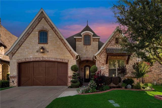5008 Copperglen Circle, Colleyville, TX 76034 (MLS #14140081) :: RE/MAX Town & Country