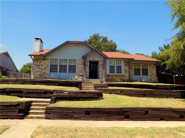 1514 Live Oak Drive, Lewisville, TX 75067 (MLS #14140085) :: Magnolia Realty