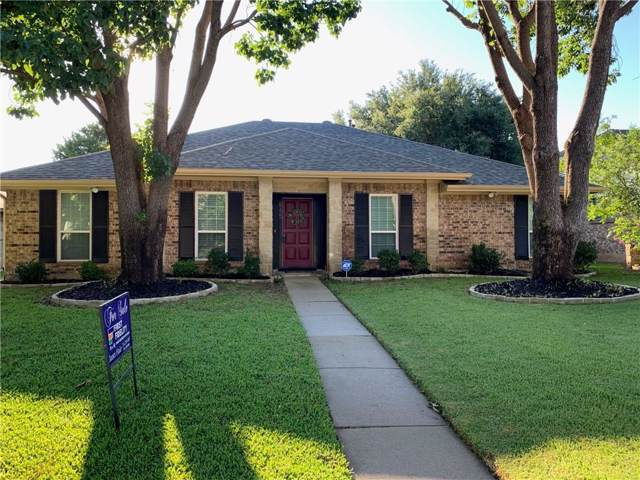 645 Reno Street, Lewisville, TX 75077 (MLS #14140105) :: The Hornburg Real Estate Group