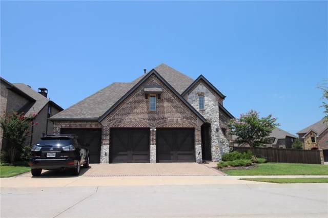 200 Highwood Trail, The Colony, TX 75056 (MLS #14140106) :: RE/MAX Town & Country