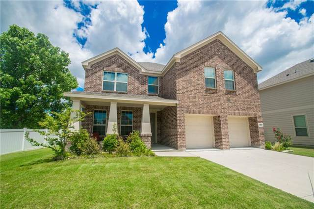 1001 Bruni Court, Savannah, TX 76227 (MLS #14140111) :: The Real Estate Station