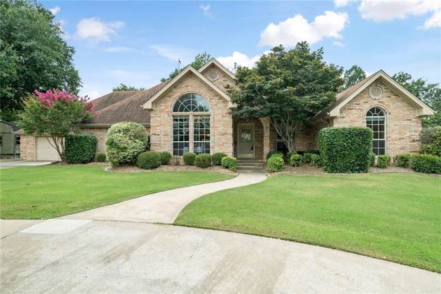 3920 Lakeshore Drive, Reno, TX 75462 (MLS #14140117) :: Lynn Wilson with Keller Williams DFW/Southlake