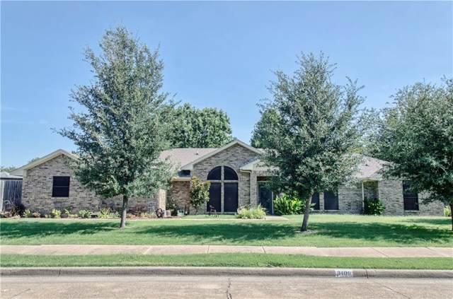 3409 Conlin Drive, Rowlett, TX 75088 (MLS #14140119) :: Lynn Wilson with Keller Williams DFW/Southlake